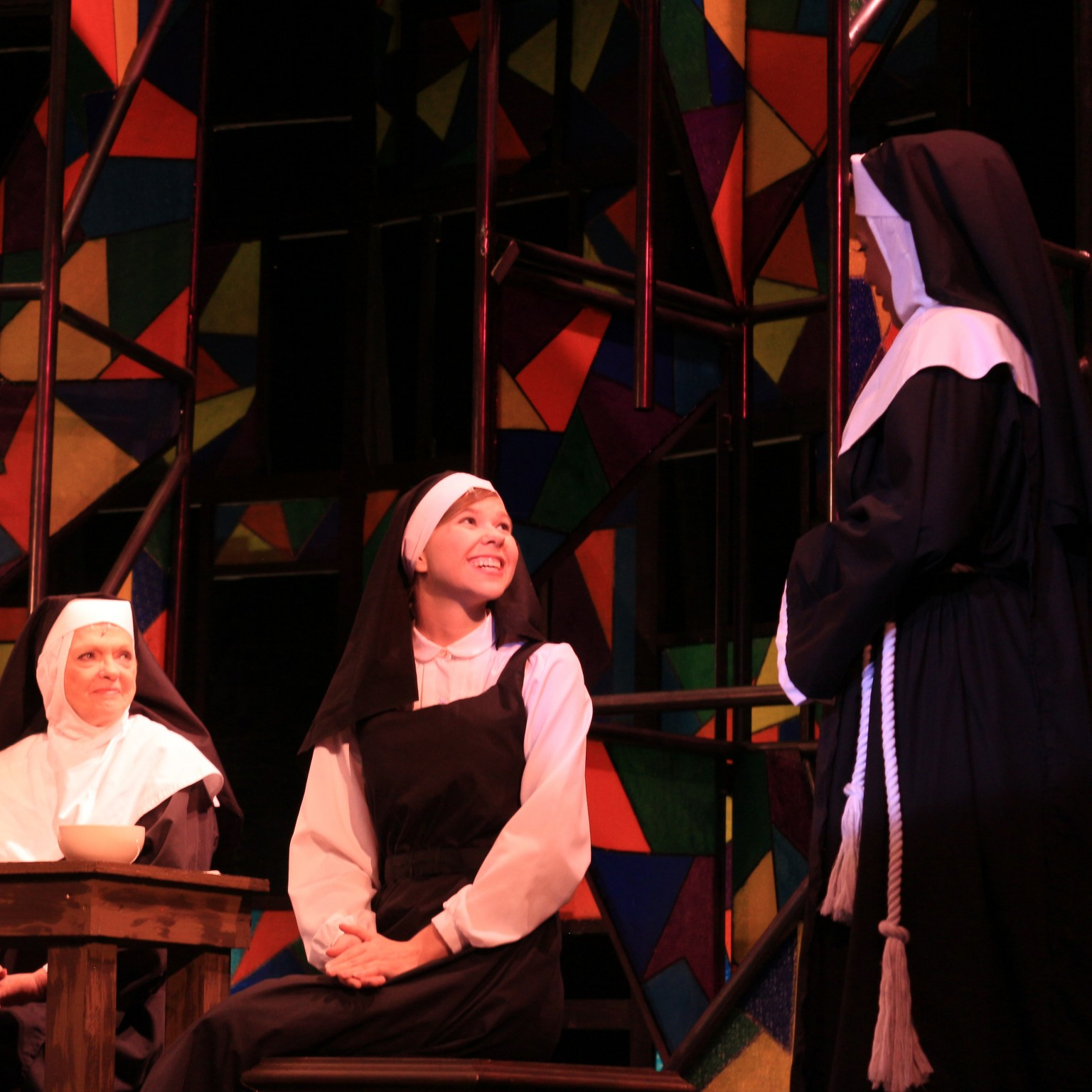 Sister Act Costume1