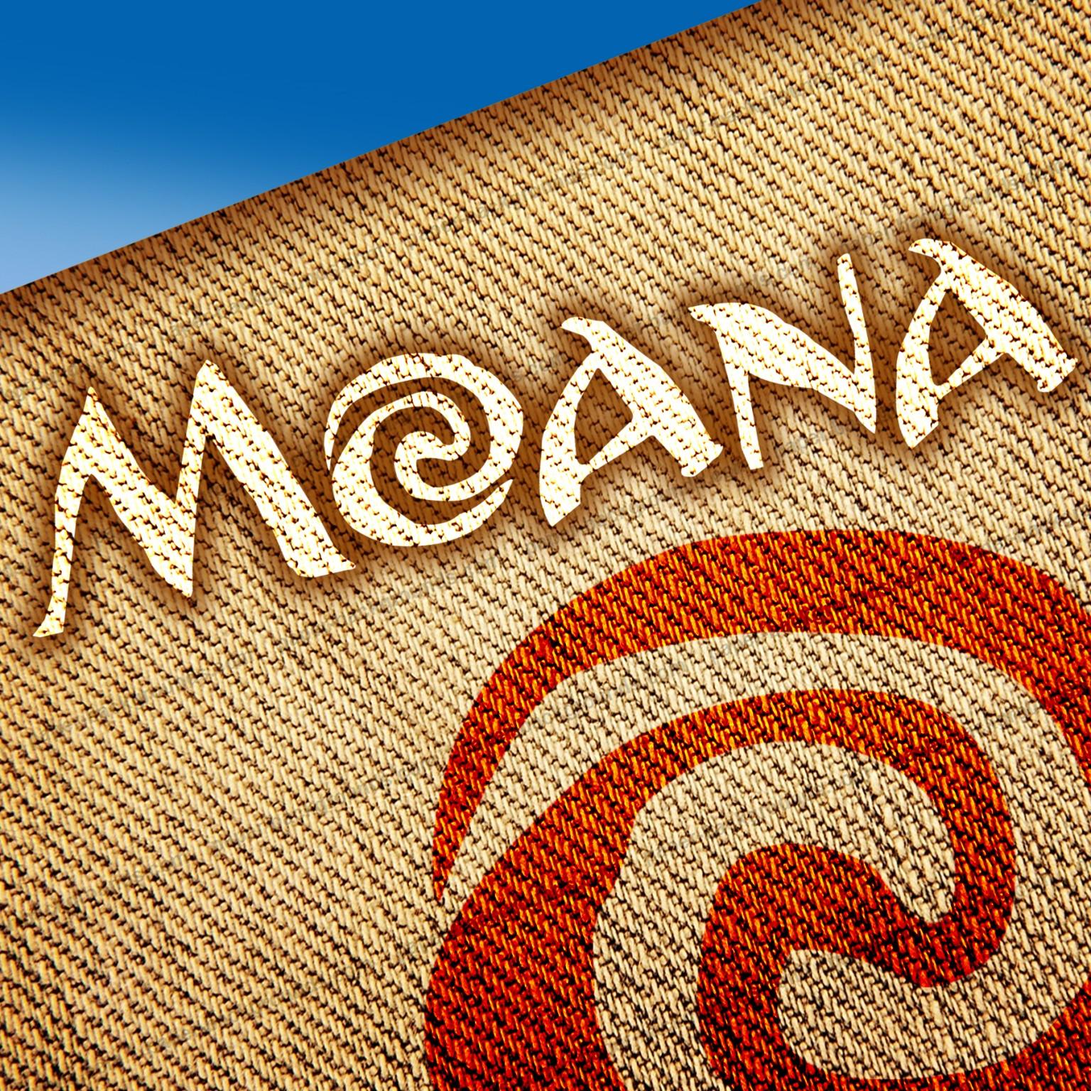 6 Moana