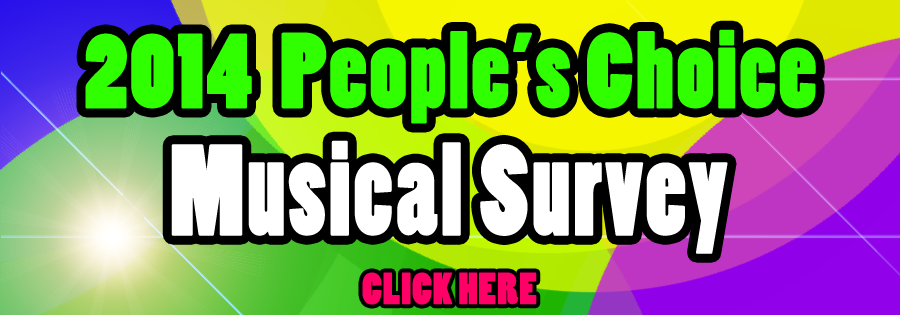2014 People's Choice Musical Survey