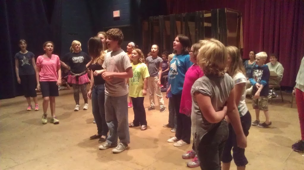 Learning the Dance of Oz | Quincy Community Theatre