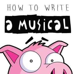 How do you write a musical