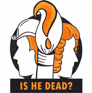 Is He Dead logo_Web