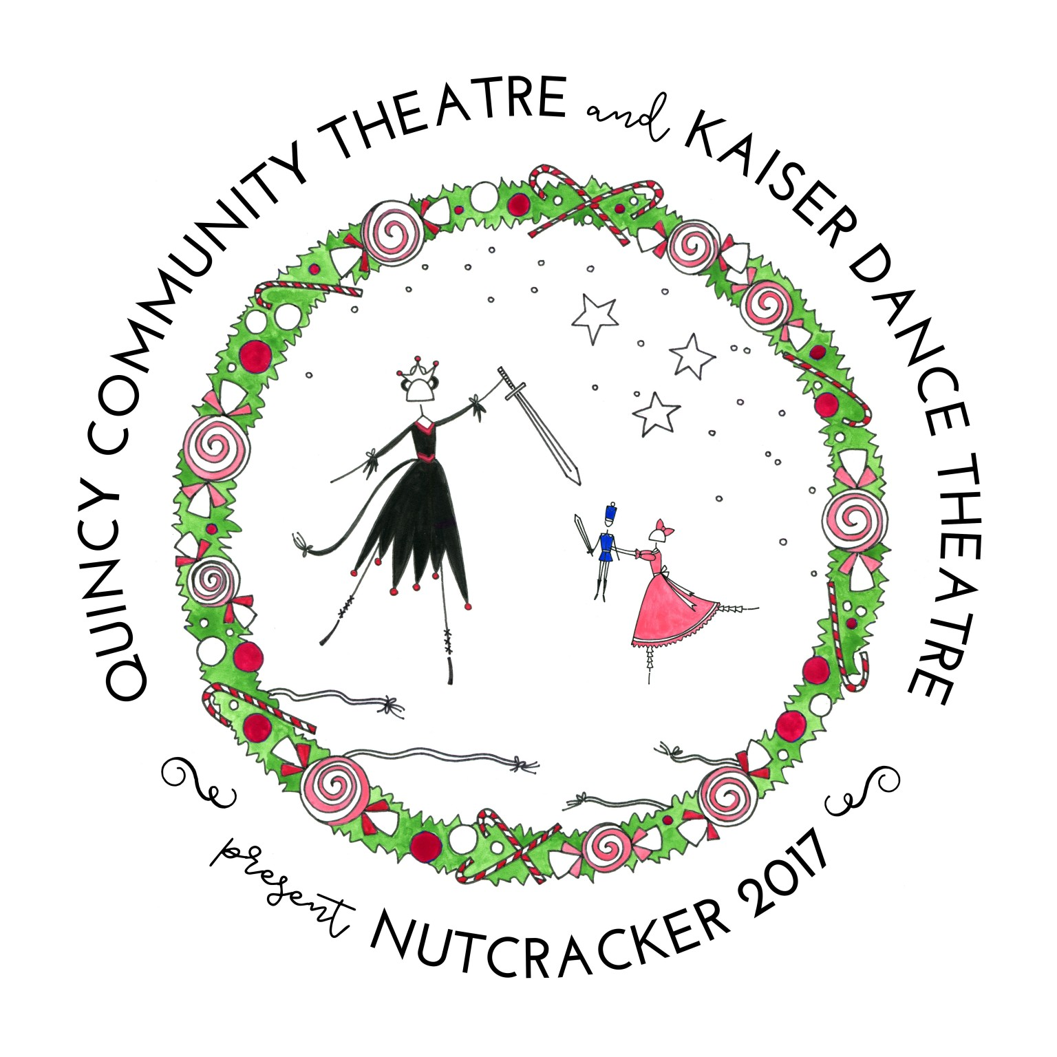 The Nutcracker   Quincy Community Theatre