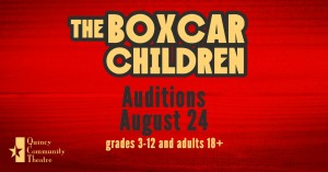 boxcar auditions