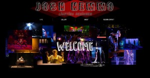 Josh Hemmo website